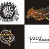Варианты логотипа для фирмы, занимающейся перевозками